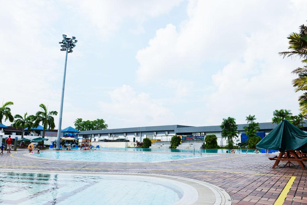 Daiman Johor Jaya Sports Complex Sports Recreation Johor Jaya Daiman Development Berhad: public swimming pool in johor bahru